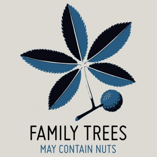 Family Trees Contain Nuts (2011) by John Beck McConnico
