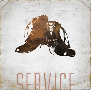 Shoe Service, 4:22 PM (2011) by John Beck McConnico